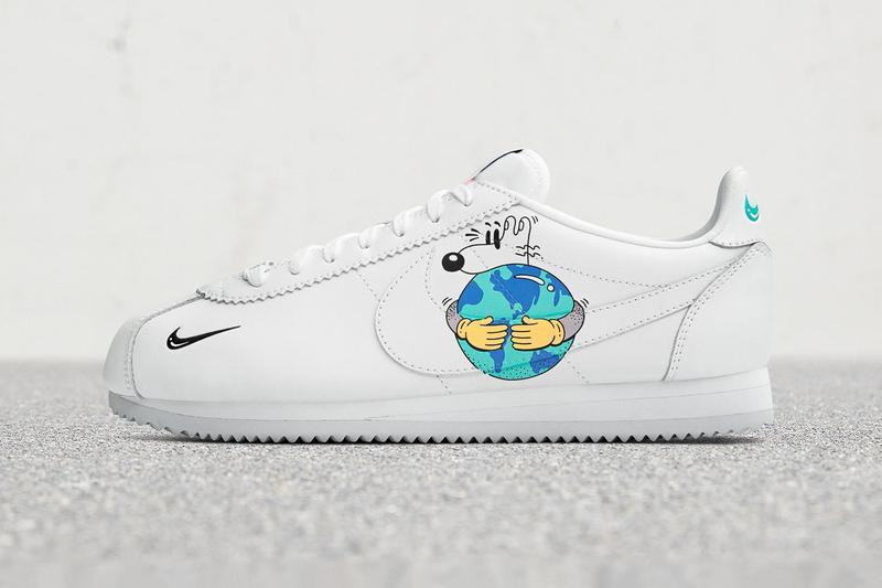 Earth Day Pack รองเท้าผ้าใบเพื่อสิ่งแวดล้อม